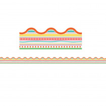 CD-108297 - Star Fair Scalloped Border Gr Pk-8 in Border/trimmer