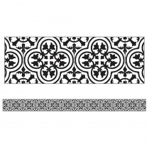 CD-108358 - Simply Stylish Tile Straight Border in Border/trimmer