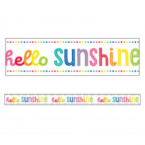 CD-108362 - Hello Sunshine Straight Borders in Border/trimmer
