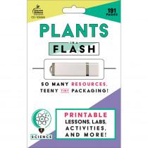 In a Flash: Plants - CD-109565 | Carson Dellosa Education | Plant Studies