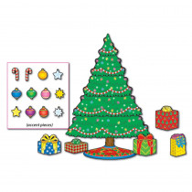 CD-110055 - Bulletin Board Set Mini Christmas Tree in Holiday/seasonal