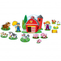 CD-110175 - Farm Bulletin Board Set in Classroom Theme