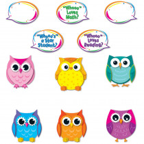 CD-110188 - Colorful Owl Talkers in Accents