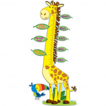 CD-110204 - Giraffe Bulletin Board Set in Classroom Theme