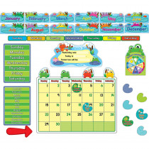 CD-110205 - Funky Frogs Calendar in Calendars