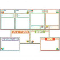 CD-110254 - Chevron Common Core Charts Bbs in Classroom Theme