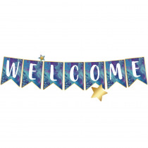 CD-110436 - Galaxy Welcome Bb St in Classroom Theme