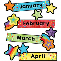 CD-110452 - Months Of The Year Mini Bb St Celebrate Learning in Classroom Theme