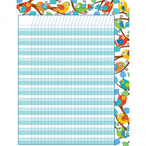 CD-114181 - Boho Birds Incentive Chart in Incentive Charts