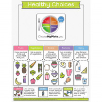 CD-114236 - Healthy Choices Chartlet Gr K-5 Science in Science
