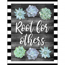 CD-114261 - Simply Stylish Root For Others Chrt in Classroom Theme