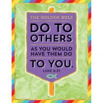 CD-114285 - Golden Rule Chart in Motivational
