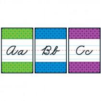 CD-119022 - Cursive Alphabet Quick Stick Gr 2-3 in Quick Stick