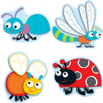 CD-120139 - Buggy For Bugs Cut Outs in Accents