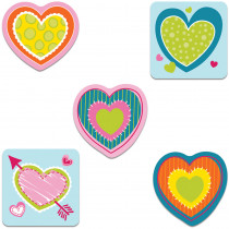 CD-120178 - Hearts Cut Outs in Holiday/seasonal