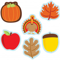 CD-120180 - Fall Mix Cut Outs in Holiday/seasonal
