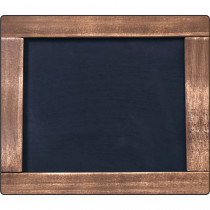 CD-120546 - Industrial Chic Chalkboards Mini Cutouts School Girl Style in Accents