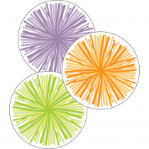 CD-120561 - Hello Sunshine Poms Cut-Outs in Accents