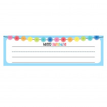 CD-122042 - Hello Sunshine Nameplates in Name Plates