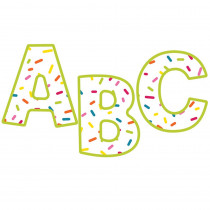 CD-130074 - School Pop Ez Letters in Letters