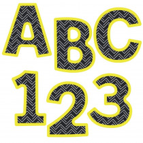 CD-130080 - Aim High Ez Letters 4In All Grades in Letters