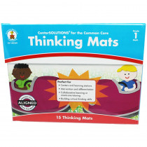 CD-140339 - Center Solutions Thinking Mats Gr 1 in Learning Centers