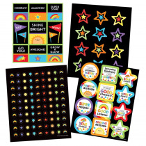 CD-145108 - Celebrate Learning Sticker Variety Set in Stickers