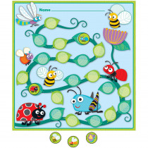 CD-148019 - Buggy For Bugs Mini Incentive Chart in Incentive Charts