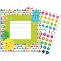 CD-148030 - School Pop Mini Incentive Charts in Incentive Charts