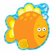 CD-151027 - Fish Notepad in Note Pads