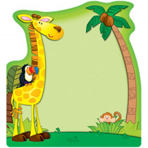 CD-151042 - Jungle Notepad in Note Pads