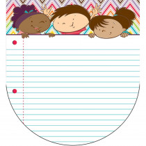 CD-151070 - Carson Kids Notepad in Note Books & Pads