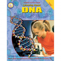 CD-1577 - Learning About Dna Gr 5-8 in Chemistry