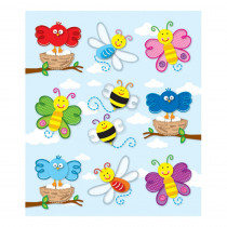 CD-168048 - Spring Prize Pack Stickers in Holiday/seasonal