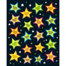 CD-168079 - Sunday School Star Stickers in Inspirational