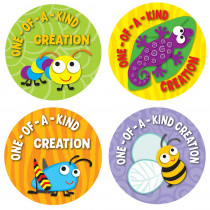 CD-168162 - One Of A Kind Creation Stickers in Inspirational