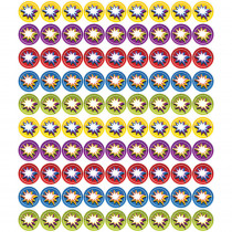 CD-168201 - Super Power Chart Seals in Stickers