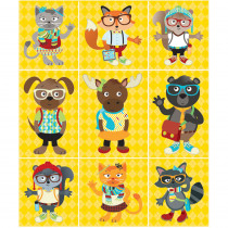 CD-168214 - Hipster Prize Pack Stickers in Stickers