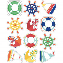 CD-168235 - Ss Discover Shape Stickers Gr Pk-5 in Stickers