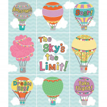 CD-168240 - Up And Away Prize Stickers Gr Pk-5 in Stickers