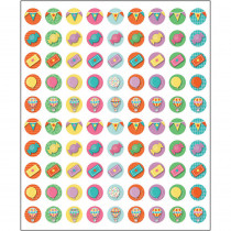 CD-168243 - Up And Away Chart Stickers Gr Pk-5 in Stickers