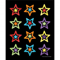 CD-168253 - Celebrate Learning Shape Stickers in Stickers