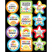 CD-168254 - Celebrate Learning Motivate Sticker in Stickers