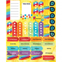 CD-168256 - Celebrate Learn Plan Accent Sticker in Stickers