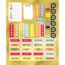 CD-168265 - Aim High Planner Accent Stickers in Stickers