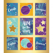 CD-168271 - Galaxy Prize Pack Stickers in Stickers