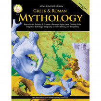 CD-1829 - Greek And Roman Mythology Gr 5-8 in History