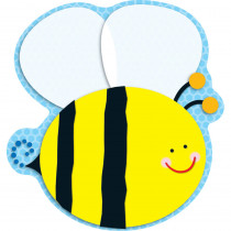 CD-188013 - Bee Two Sided Decorations in Two Sided Decorations
