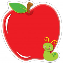 CD-188023 - Apple Two Sided Decorations in Two Sided Decorations
