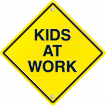 CD-188027 - Kids At Work Two Sided Decorations in Two Sided Decorations